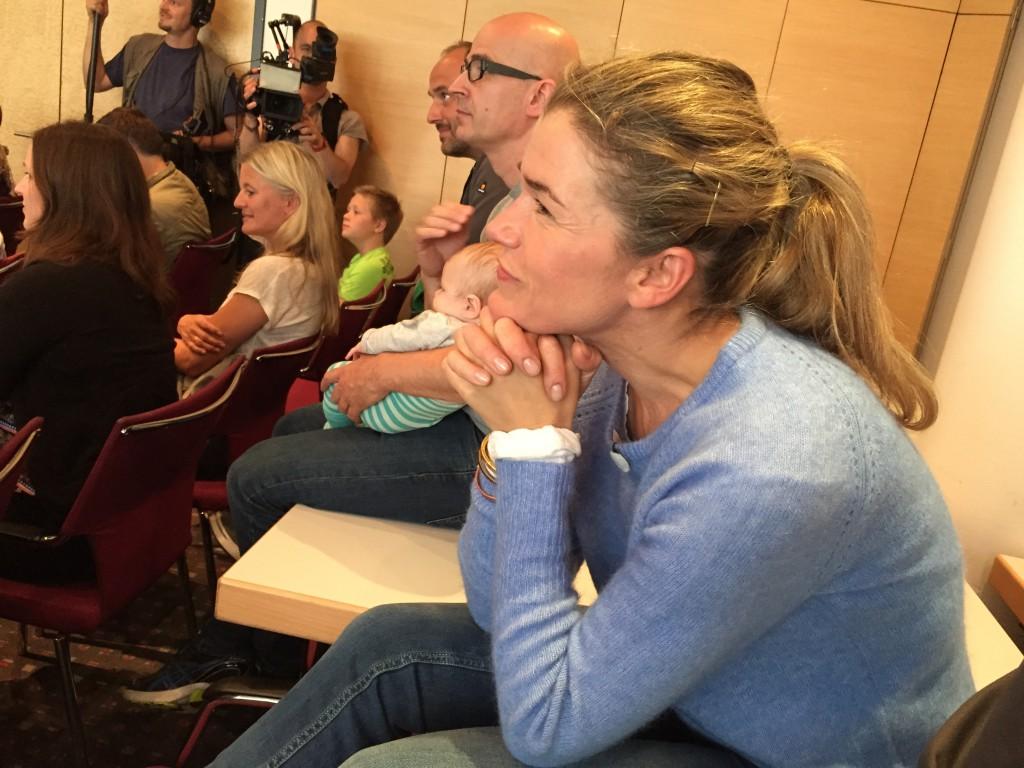 Prominente Teilnehmerin: Anke Engelke